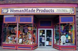 Woman Made Products in Senenca Falls NY